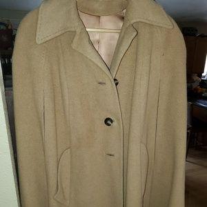 Womans cape jacket